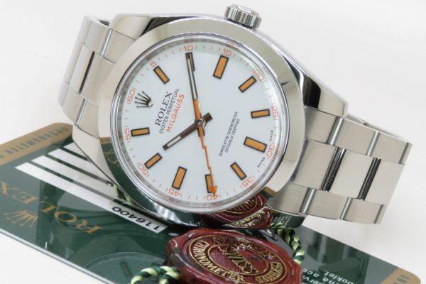 他モデルとは一味違った実用時計