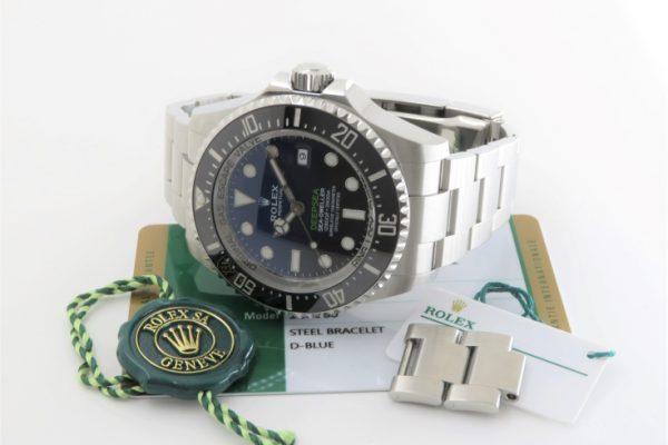 深海への挑戦 Ref.126660